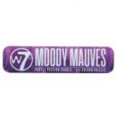 W7 Moody Mauves Eye Colour Palette (7gr)