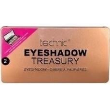 Technic Eyeshadow Treasury 2 Palette  (36gr)