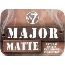 W7 Cosmetics Major Matte 10g
