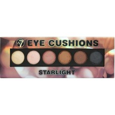 W7 Cosmetics Eye Cushions Starlight Palette 15gr
