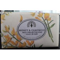 OEM Honey & Camomile butter soap