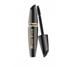 Sixteen MAGIC EYES Long Lasting Black Mascara #298