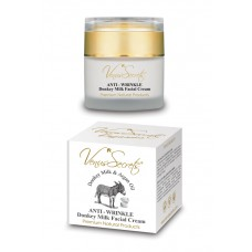 Venus Secrets ANTI -WRINKLE FACE CREAM - Donkey Milk Face Care 50ml
