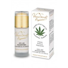 Venus Secrets Cannabis & Argan Oil Anti-Age Oligopeptides Eye Serum 40ml