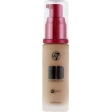 W7 Cosmetics HD Make Up Natural Tan 27ml