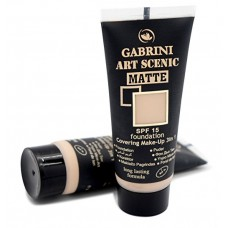 Gabrini 3 in 1 Art Scenic Matte Foundation SPF15 No5- 35ml