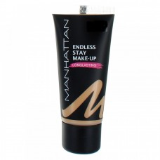 Manhattan Endless Stay Longlasting Foundation, No. 58 Soft Ivory, 30ml