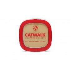 w7 Catwalk Complexion Compact Powder - Beige 6gr