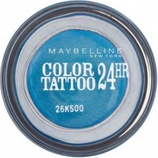 Maybelline Color Tattoo 24HR 20 Turquoise Forever