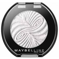 Details about  Maybelline Color Show Mono Eyeshadow 12 Tiffanys White