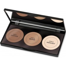 Golden Rose Contour Powder Kit 10.5gr