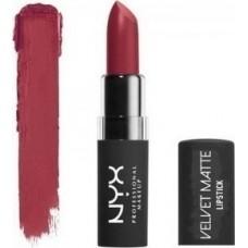 NYX Professional Makeup Velvet Matte Lipstick - 05  Volcano 4gr