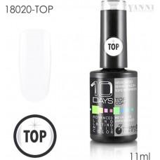 Yanni Extensions 10Days Gel Effect Top Coat Βερνικι -11ml