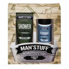 Technic Man's Stuff Scrub up - Wash Bath Body Shower Gel