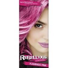 Semi Permanent Conditioning Hair Dye-Flamingo Pink Hair 70ml