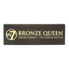 W7 Bronze Queen Eye Colour Palette 7g