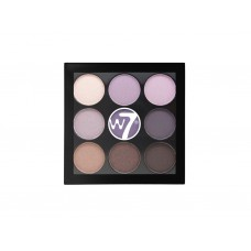 W7 Naughty Nine Eyeshadow Palette Bangkok 4,5g