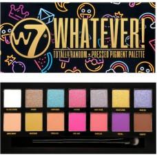 W7 Cosmetics Whatever Eyeshadow Palette 10.5gr