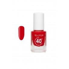 Βερνίκι 40″ & Up to 8 Days – #307 (Candy Apple)