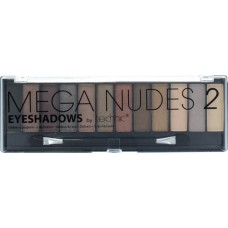 Technic Mega Nudes 2 Eyeshadows 18gr