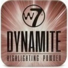 W7 Cosmetics Dynamite Highlighting Powder Super Nova 6gr