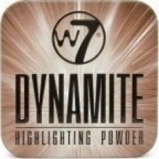 W7 Cosmetics Dynamite Highlighting Powder Explosion 6gr