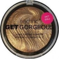 Technic Get Gorgeous Highlighting 24Ct Gold12gr