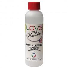 LOVE MY NAILS BRUSH CLEANSER -250ml