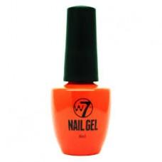 w7 Gel polish-Orange