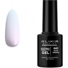 Elixir Semi Gel 661 White Mermaid 5ml