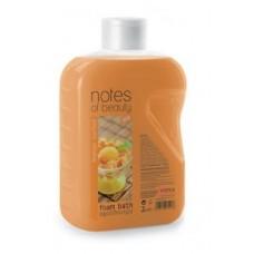 Open Foam bath Spa notes of beauty Μango sorbet 2Lt
