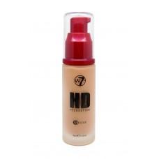 w7HD Foundation - Natural Beige 30ml