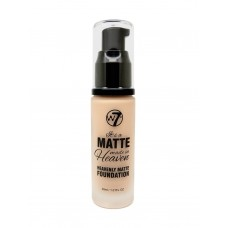 w7Matte Made in Heaven-Natural Beige 30ml