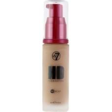 W7 Cosmetics HD Make Up Natural Tan 27ml