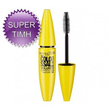 MAYBELLINE COLOSSAL VOLUM EXPRESS MASCARA 100% BLACK 5ml