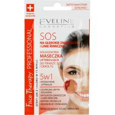 Eveline Face Therapy Professional SOS For Deep Wrinkles And Mimic Lines 7ml
