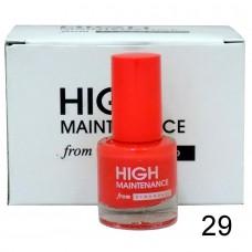 high maintenance nail polish color 29
