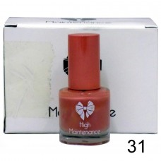 high maintenance nail polish color 31