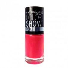 Maybelline Color Show Neons Nail Polish - 189 Pink Shock