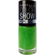 Maybelline Color Show Neons 190 Green Zing 7ml