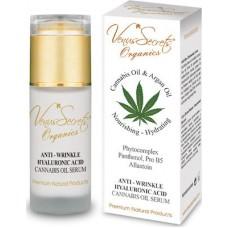 Venus Secrets Anti-Wrinkle Hyaluronic Acid with Cannabis Oil 40ml