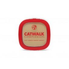 w7 Catwalk Complexion Compact Medium beige 6gr