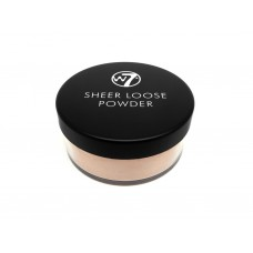 w7Sheer Loose Powder - Honey 20gr