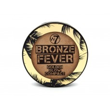 W7 Cosmetics Bronze Fever Golden Glow Compact 14gr