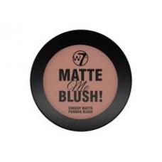 w7Matte My Blush- El Toro
