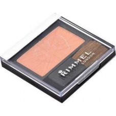 Rimmel Lasting Finish Powder Soft Color Blush With Brush 190 Coral 4,5g