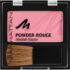 Manhattan Powder Rouge Tender Touch Blush, 35S Bubble Gum 5g