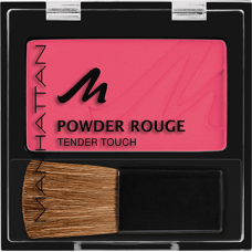 Manhattan Powder Rouge Tender Touch Blush, 55H Pink Hunter 5g