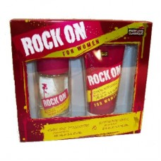 Rock On Eau De Toilette Spray & Shower Gel for Women