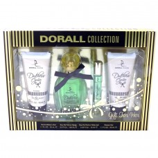 Dutchess Of Love Gift Set For Her (Ladies 4 Piece Fragrance Gift Set) Dorall Collection